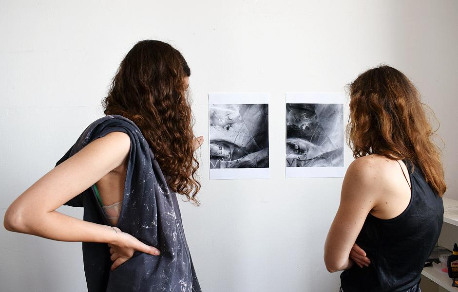 Vortrag LEAVE THE ACTOR ALONE! von Kerstin Cmelka
