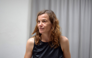 Lecture LEAVE THE ACTOR ALONE! by Kerstin Cmelka