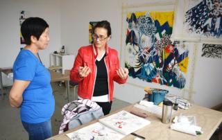 Seminar DRAWING IN SITU by Nadine Fecht