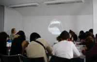 Seminar CRITICALLY CREATIVE: WRITING ART by Louisa Elderton