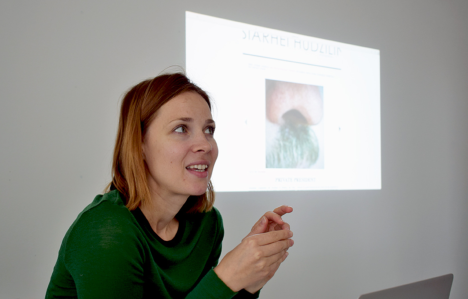 ANNA KARPENKO starts CrossCulture Internship @ BAI