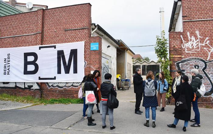 Visit to BERLIN MASTERS 2018
