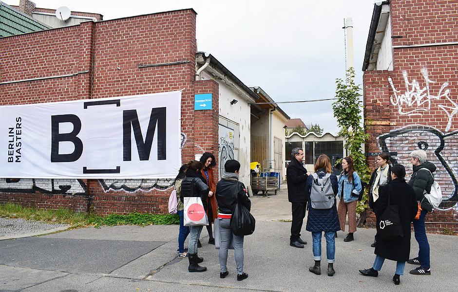 Besuch BERLIN MASTERS 2018