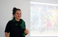 Lecture NARRATIVE AND IMMERSIVE SPATIAL IMAGES by Patricia Lambertus