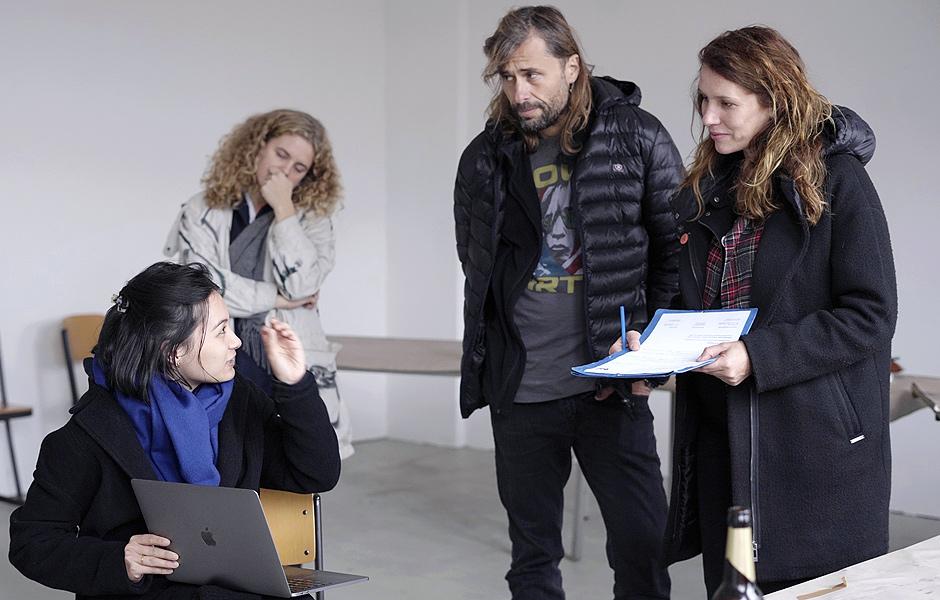 Seminar MATERIAL WORLD? SAMMELN ALS KÜNSTLERISCHE PRAXIS von Silvia Lorenz & Aleksandar Jestrović