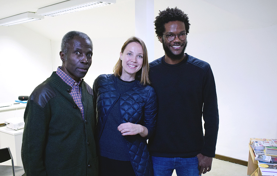 Vortrag KUNSTSZENE SUDAN von Muhammad Salah