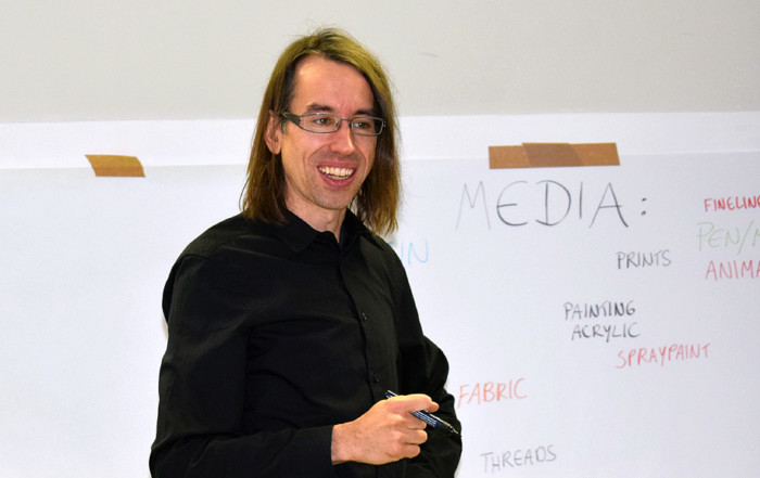 Seminar LIVING IN A MATERIAL WORLD – INSIGHTS FOR INSIGHTS von Sascha Boldt
