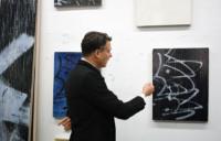 Atelierbesuch PROF. GREGOR HILDEBRANDT