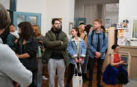 Studio Visit to BERNHARD MARTIN