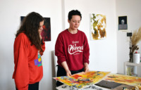 Vortrag ARTIST TALK/ING von Dafna Maimon