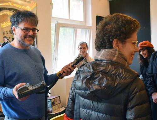 Besuch SAMMLUNG IVO WESSEL