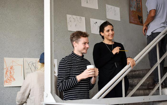 Basiskurs EXPERIMENTELLES ZEICHNEN von Nikola Röthemeyer