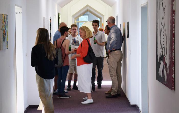 BAI Open House & BAI Fellows @ artspring 2019