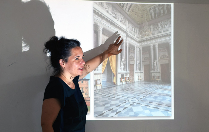 Lecture DIGITAL PAINTING by Patricia Lambertus