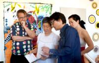 Seminar FROM DUST TILL FORM by Bernhard Martin