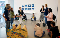 Visit to DEEP SOUNDING - HISTORY AS MULTIPLE NARRATIVES at daadgalerie