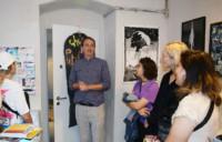 Visit to KOOPERATIONEN by Max Frisinger at KanyaKage
