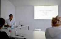 Vortrag DIE ZUKUNFT DER GRENZEN von Manray Hsu