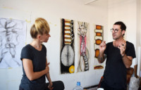 Seminar WHERE DO WE DRAW THE LINE? von Dagmara Genda