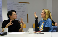 Seminar TOPICS AND INSPIRATION? – USE YOUR IMAGINATION TO SHAPE YOUR CREATION! by Sascha Boldt