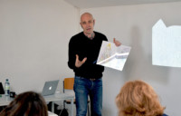 Lecture IS ART ART? by Manfred Peckl