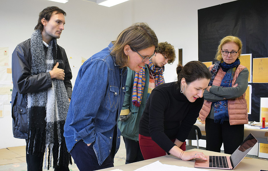 Seminar PLOTTING, EATING, SEARCHING by Ulrika Segerberg