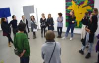 Visit to HYDRA – GOLDRAUSCH 2019 at Haus am Kleistpark