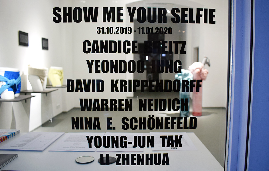 Visit SHOW ME YOUR SELFIE at DISKURS Berlin