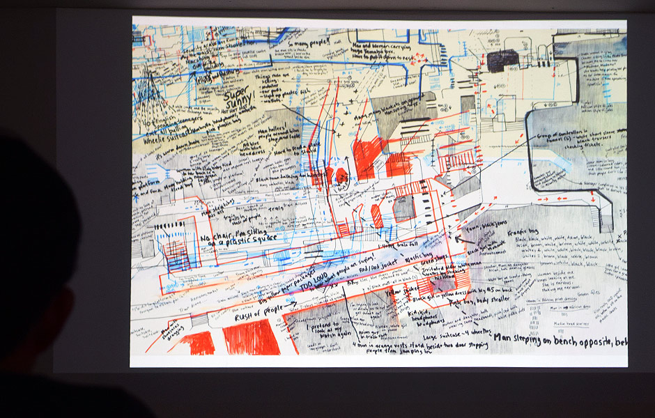 Vortrag HOW WE LIVE TOGETHER | MAPPING COMPLEXITIES von Larissa Fassler