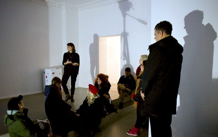 Visit ES KOMMT DARAUF AN AND SO WEITER by Robin Michel & Shirin Yousefi at DISPLAY