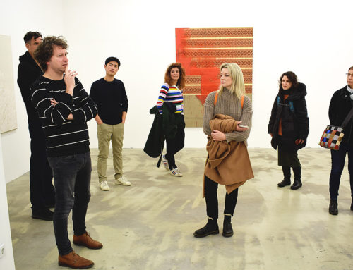 Besuch LOKALKOLORIT von Renaud Regnery bei KLEMM'S