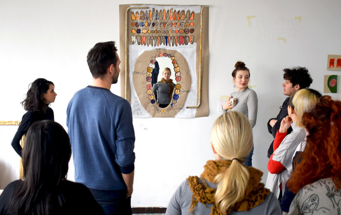 Seminar WE THE ARTIST – COLLABORATIVE ART PRACTICE by Various & Gould