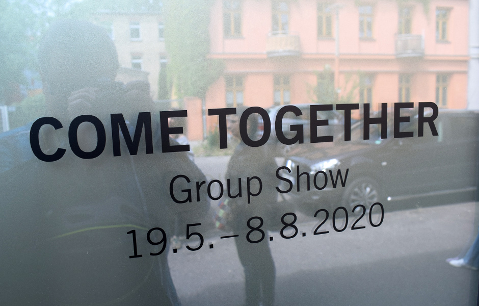 Visit to COME TOGETHER at Sexauer Gallery