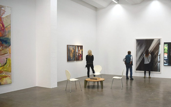 Besuch COME TOGETHER in der Sexauer Galerie