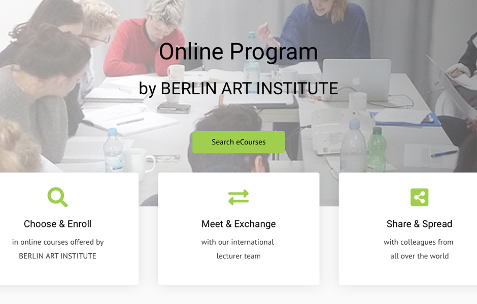 BAI starts ONLINE PROGRAM!
